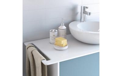 Plan compact pour vasque