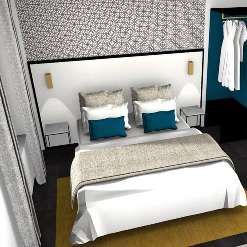 t te de lit venise t te de lit lit gigogne et chevet. Black Bedroom Furniture Sets. Home Design Ideas