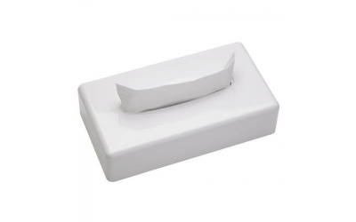 Boîte à mouchoir rectangulaire