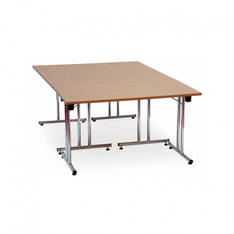 Table pliante collectivite meubles pour reunion et s minaire for Meuble table pliante