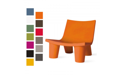 Fauteuil LOW LITA (Slide Design)