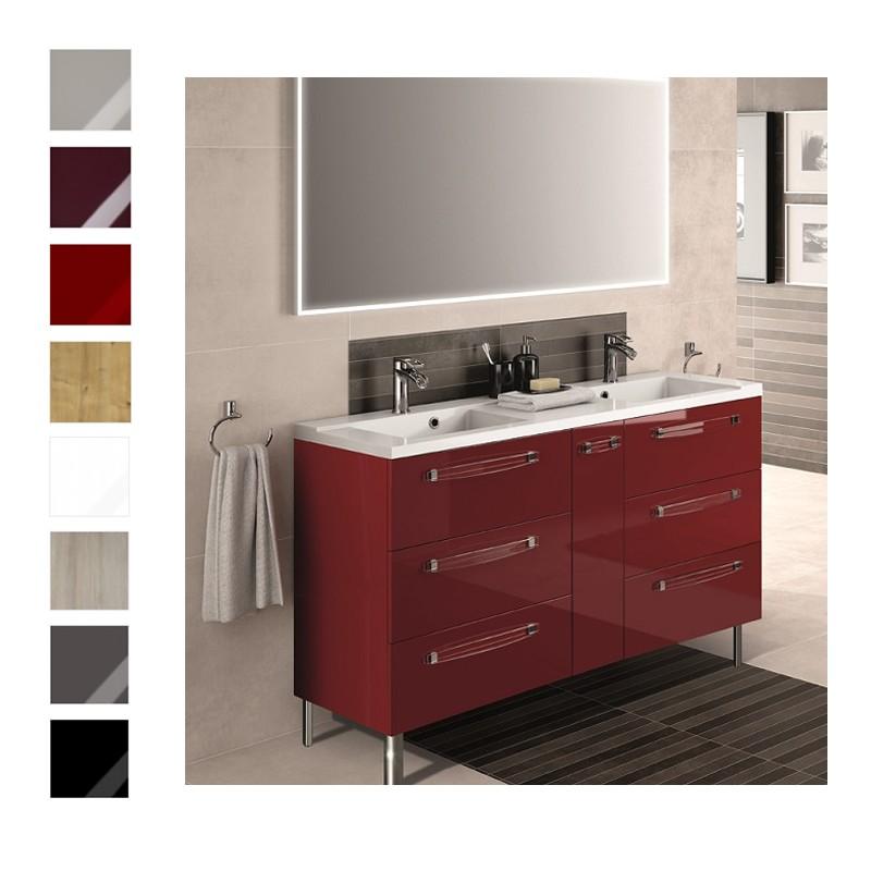 meuble vasque 140 amazing meuble salle de bain teck java meubles salle de bain en teck with. Black Bedroom Furniture Sets. Home Design Ideas