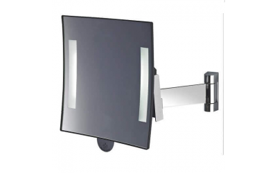 Miroir avec vision grossissante x3