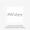 hotel staging
