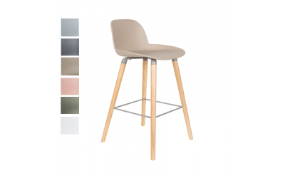ALBERT KUIP BAR STOOL ZUIVER