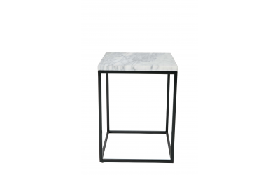 SIDE TABLE MARBLE POWER - Table d'appoint Marbre Zuiver