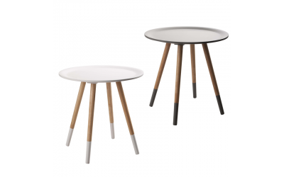 Table d'appoint TWO TONE Zuiver
