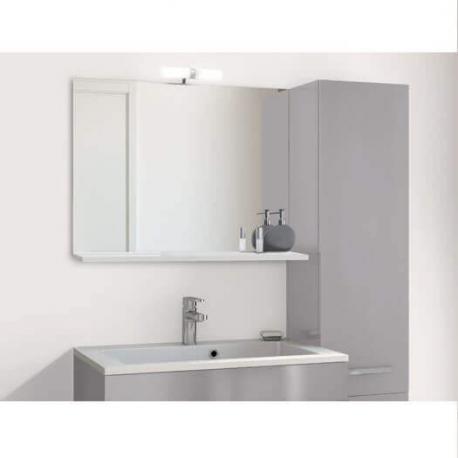 Miroir Avec Tablette Salle De Bain Hotellerie Baltys