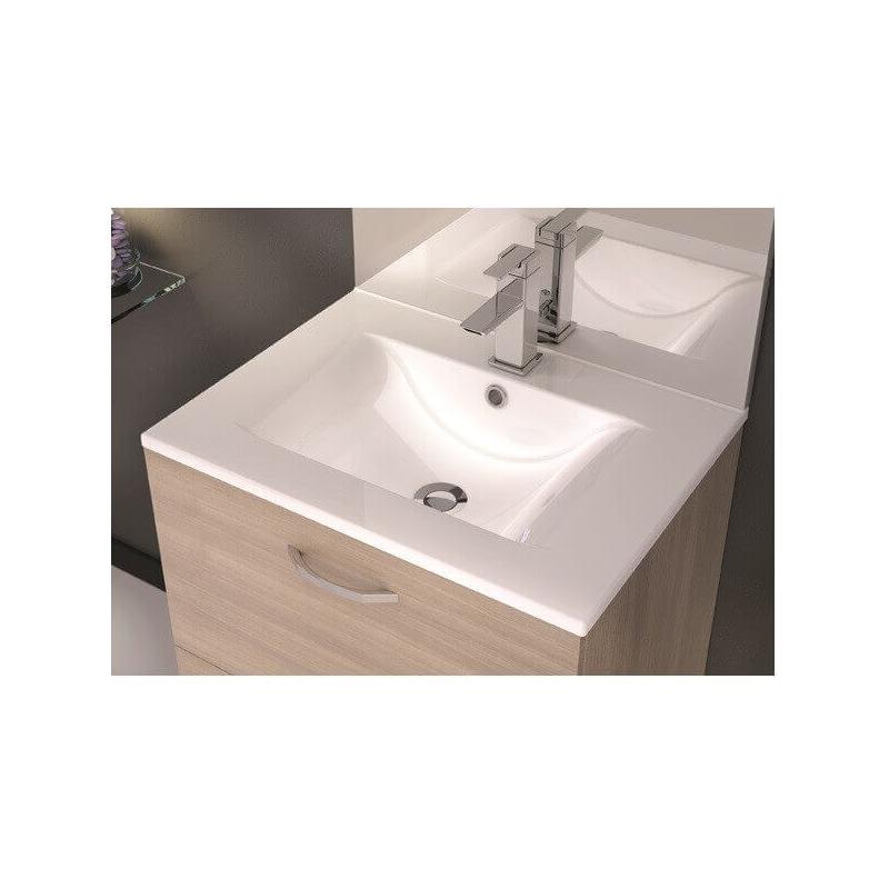 vasque en c ramique eko 39 line meuble. Black Bedroom Furniture Sets. Home Design Ideas