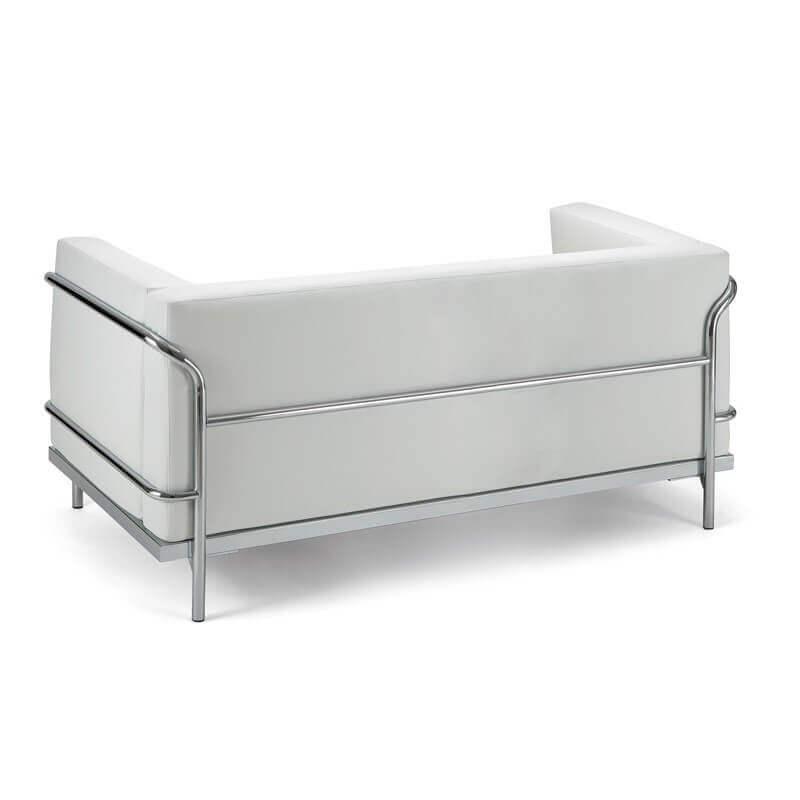 Canap en cuir soft chaises et fauteuils for Canape et fauteuil en cuir