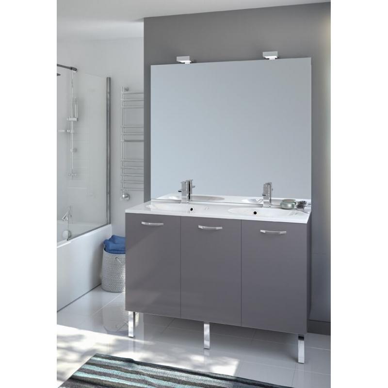 grand miroir mural cr dence salle de bain baltys hotellerie. Black Bedroom Furniture Sets. Home Design Ideas